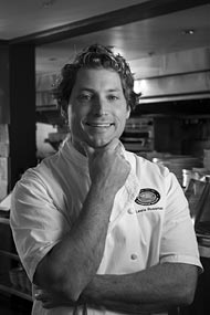 Lewis Rossman, Executive Chef/Partner at Sam's Chowder House in Half Moon Bay