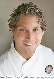Executive Chef Lewis Rossman