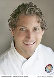 Executive Chef/Partner Lewis Rossman