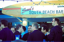 Private Dining at Sam's Chowder House South Beach Bar