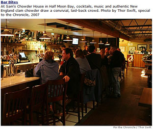 Sam's Chowder House Bar