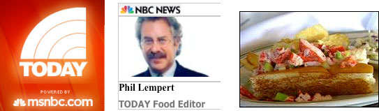 NBC Today Show, Phil Lempert, TODAY Food Editor