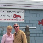 Road Trips for Couples at Sam's Chowder House